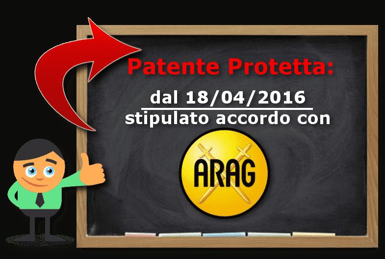 Patente Protetta ARAG