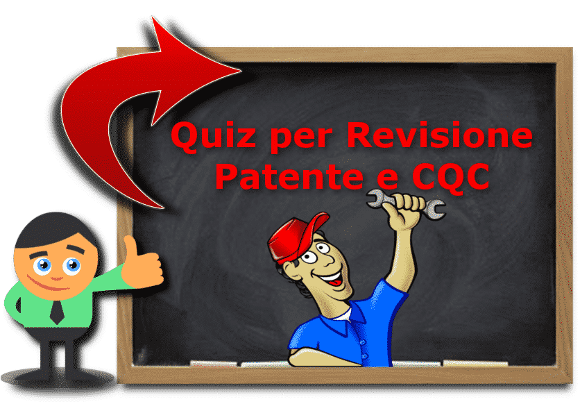 quiz revione patente e cqc