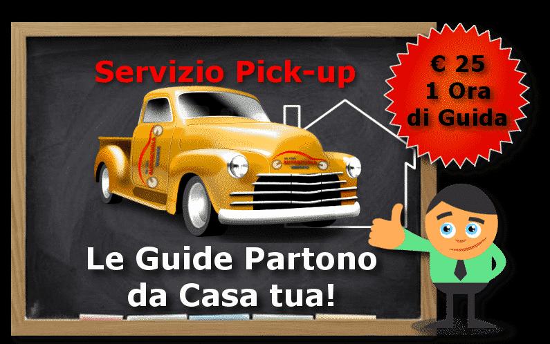 srvizio pickup lavanga € 25 ora