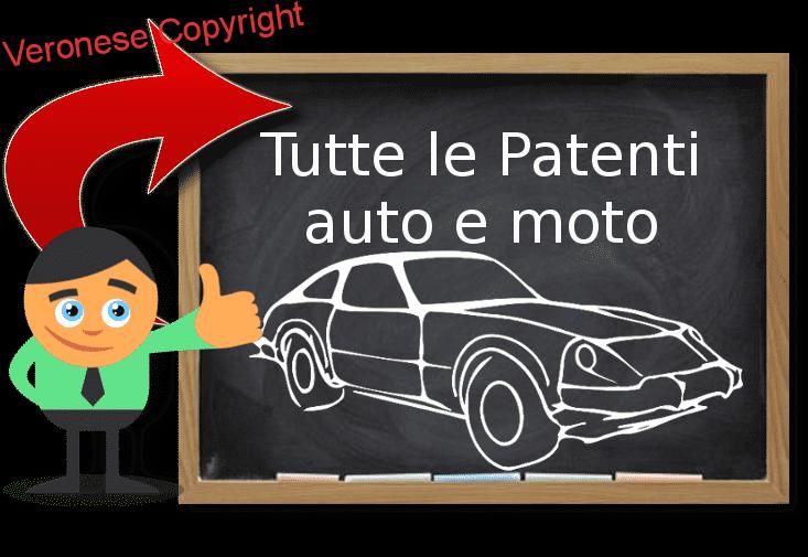 tutte le patenti